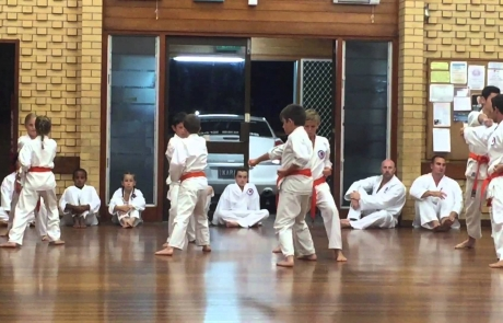 Karate shotokan Gold Coast